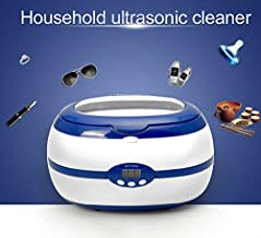 GT Sonic VGT-2000 Household Ultrasonic Cleaner Baths 600ml 35W for Necklace Earrings Bracelets Dentures