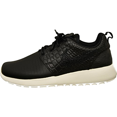 Nike Wmns Roshe One LX Womens Fashion-Sneakers 881202-001_8.5 - Black/Black-Ivory