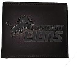 Team Sports America Detroit Lions Bi-Fold Wallet