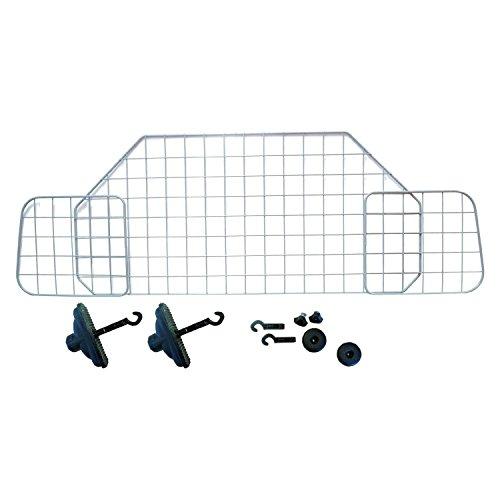 Auto Companion - Rete divisoria per auto da applicare ai poggiatesta, per il trasporto in sicurezza di cani e altri animali domestici