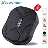 Vehicle GPS Trackers,TKSTAR 3G GPS Tracker,Waterproof Car Tracking Device Canada Real Time Spy