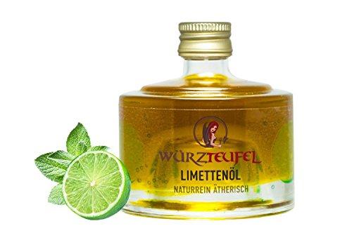 Limettenöl - NATURREIN, ÄTHERISCH. Limetten - Öl, Lime - Öl Fläschchen 40ml.