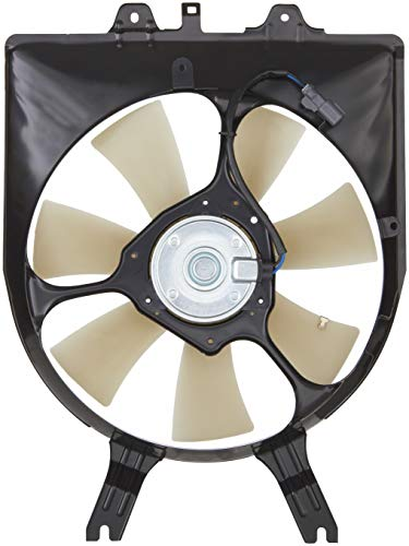 Spectra Premium CF18030 Air Conditioning Condenser Fan Assembly