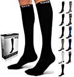 SB SOX Lite Compression Socks (15-20mmHg) for Men & Women - Best Stockings