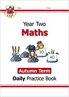 New KS1 Maths Daily Practice Book: Year 2 - Autumn Term