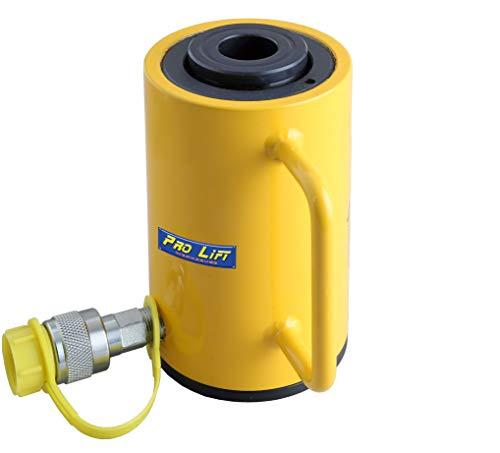 Pro-Lift-gereedschappen 20 t holle kolf hydraulische cilinder zuigerslag 50 mm hydraulische pomp werkcilinder cylinder 20000 kg drukkracht heavy duty lift 20t