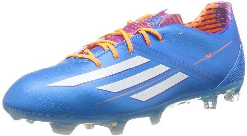 adidas Herren Football F30 TRX Fg Fußballschuhe, Blau Bleu Blesol Blanc Solzes, 42 EU