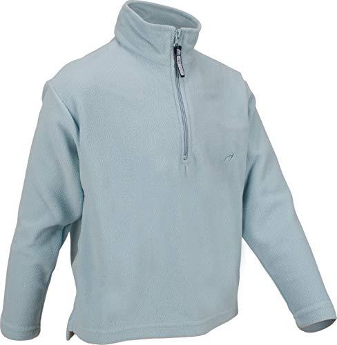 Avento Kids Skirolli Pullover Micro Fleece Light Blue, Taille:164