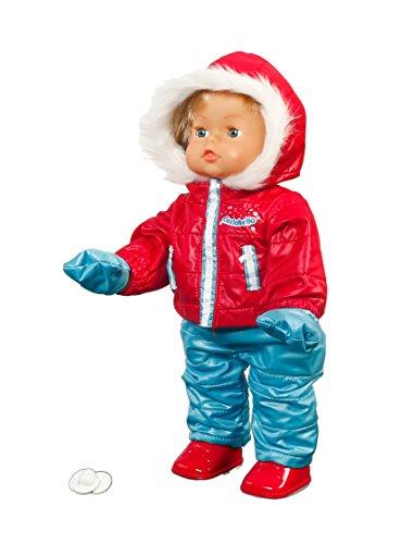 Giochi Preziosi Cicciobello Cammina sulla Neve Bambolotto Gioco Femmina Bimba 649, Multicolore