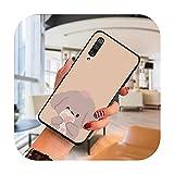 Coque de téléphone pour Samsung 51 6 71 8 9 10 20 40 50 70 20s 30 10 plus 2018 Fundas Coque-a4...