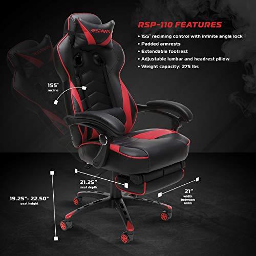 RESPAWN 110 Ergonomic Chair