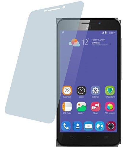 4ProTec I ZTE Grand S3 (4 Stück) Premium Bildschirmschutzfolie Displayschutzfolie ANTIREFLEX - Kratzfest UND PASSGENAU