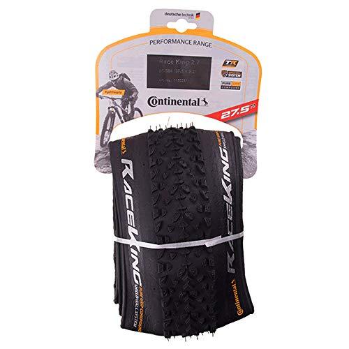 Vélo Pliant pneus de Rechange Continental Mountain Road Bike Pneus VTT Protection Accessoires Vélo pour Route de Montagne Hybride Vélo (de 29x2cm)