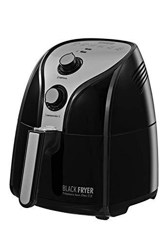 BLACK+DECKER Fritadeira sem Óleo Blackfryer BLACKFRYER-BR