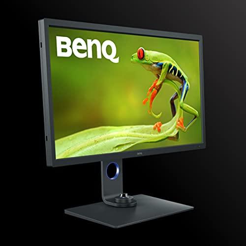 "BenQ SW271C 27"" 4K Photo & Video Editing Monitor | 4K UHD | IPS | 99% Adobe RGB,..."