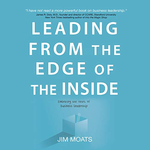 Leading from the Edge of the Inside cover art