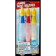 Mattel RoseArt Side Walk Chalk Jumbo Paint Brush