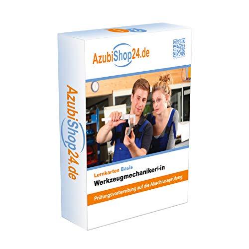 Werkzeugmechaniker /in  E-Book: Werkzeugmechaniker /in  E-Book Lernkarten