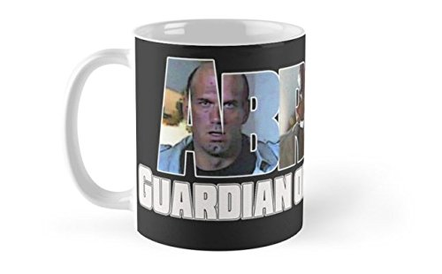 Shopsmeade Abraxas - Sci-fi Movie T-shirt Mug with Electronic Education Record ® Gift Card | Collector Edition Mug | Gifts for Boyfriend Girlfriend Fiance Spouse Friends Him Her Men Girl Birthday Anniversary Everyday Gift Mug
