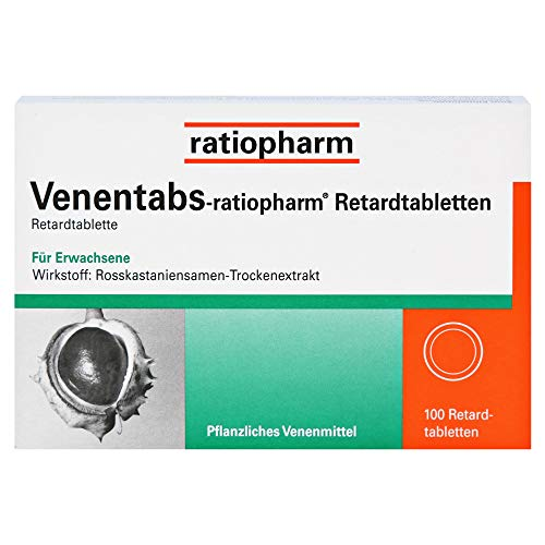 Venentabs-ratiopharm Retardtabletten, 100 St