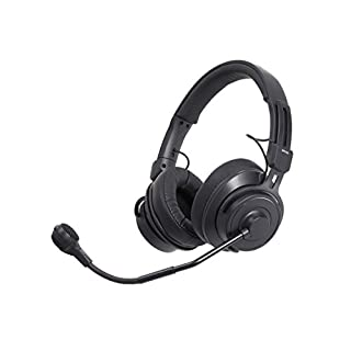 Audio-Technica BPHS2 Broadcast Stereo Headset with Hypercardioid Dynamic Boom Microphone (B07CPT9L22) | Amazon price tracker / tracking, Amazon price history charts, Amazon price watches, Amazon price drop alerts