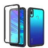 DOBILAS Huawei Y7 2019 / Prime 2019 Case, Full Body with