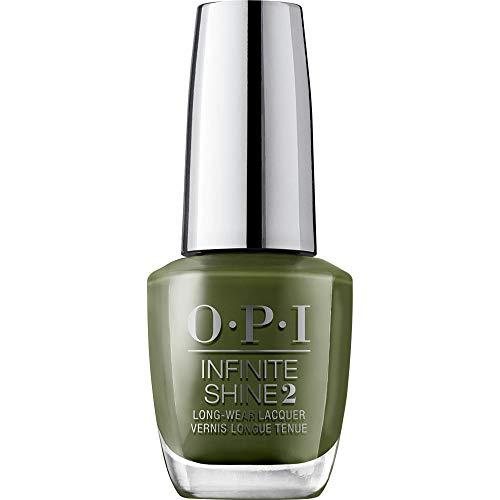 OPI Infinite Shine, Olive For Green