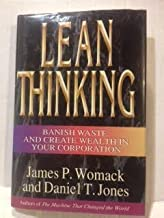 Lean Thinking by Womack, James P., Jones, Daniel T. [Hardcover]