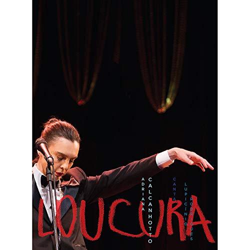 ADRIANA CALCANHOTTO - CANTA LUPI(DVD