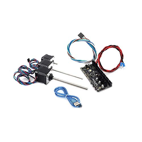 MK3 Multi Materials 2.0 Board MMU2 Board with Power Signal Wire and Motors Kit for Prusa i3 MMU2.0 Lead Screw Motor Kit 3D Printing Accessories