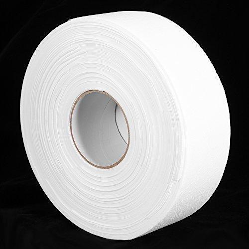 Josopa Non-Woven Waxing Doek Haarverwijdering Waxing Strips Muslin Papier voor Gezicht Armen Bikini Gebied Benen en Lichaam, Mannen en Vrouwen Eén maat Kleur: wit