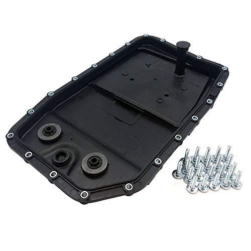 JSD LR007474 Engine 6HP26 Auto Transmission Oil Pan + Filter + Gasket with Screws for BMW Land Rover Jaguar 24152333903