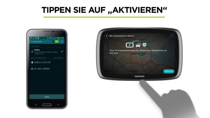 Tomtom Go 50 Europe Traffic Navigationssystem 5 Zoll Elektronik