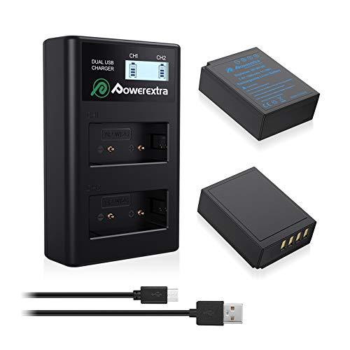 batería np-w126s fabricante Powerextra