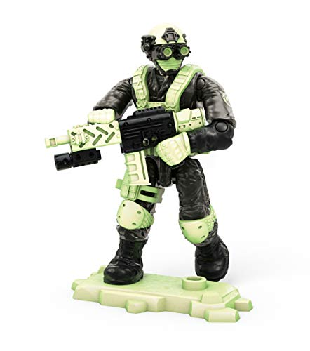 Mega Construx Call of Duty Shadow Company Soldier
