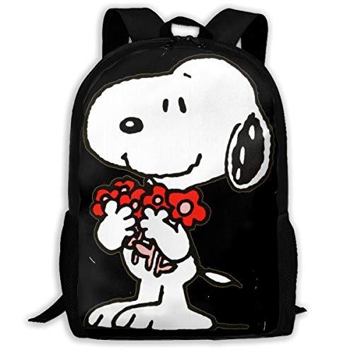 Snoopy 35 リュック バックパック リュックサック 大容量 PC リュック 通学 通勤 旅行 出張 防水 耐摩耗性 ラップトップ バックパック 男女兼用 多機能バッグ キャリーオン機能 おしゃれ リュックサック 並行輸入品