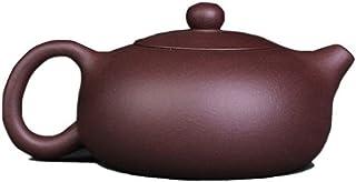 Pots Cups Ceramic Kung Fu Purple Clay Sets Old Mug Teapot Handmade Suit Authentic Dahongpao Beauties Purple Mud Flat Teapo...