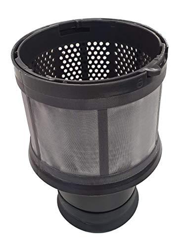Hoover Filter Bulkhead 48021583, 48021583-Paratia Filtro Originale, Grigio