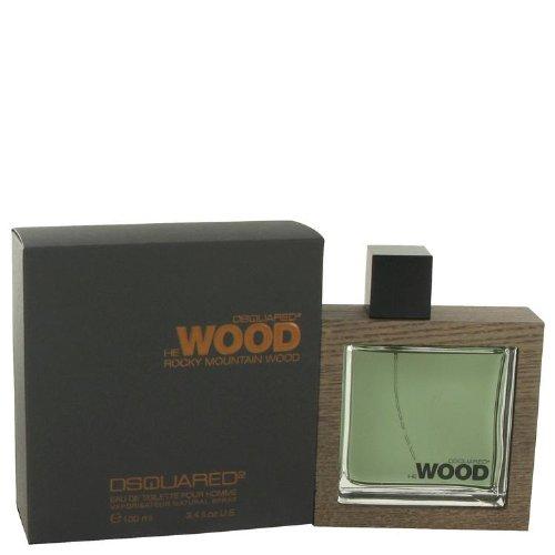 Dsquared2 Product Trust He Wood Rocky Mountain Eau De oz 3.4 for Toilette men