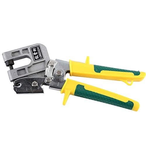 szlsl88 Stud Crimpers Lock Metalen Partitie Installatie Drywall Plafond Tool Joiner tening Niet-slip TPR Handvat Punch Pliers Gipsplaat