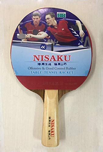 Infinite Nisaku Table Tennis Racket (Approved By: Table Tennis Federation Of India)