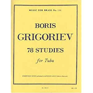 78 Studies. Tuba