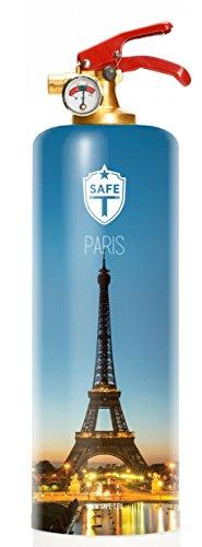 DNC-TAG Safe T Feuerlöscher, Design PARIS Frankreich