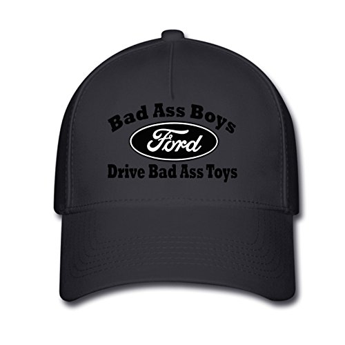 DEBBIE Unisex Ford Cars Logo Baseball Caps Hat One Size