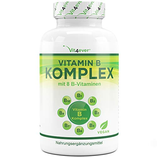 Vit4ever Komplex 500 Tabletten Bild