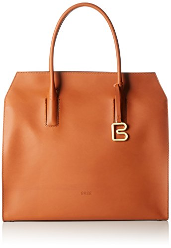 BREE Dames Cambridge 11 Tote, Brown (Whisky), One Size