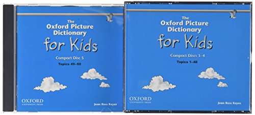 The Oxford Picture Dictionary for Kids: Topics 1-48 (Diccionario Oxford Picture for Kids)