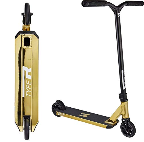 Root Industries Type R Stunt-Scooter H=82,5cm (Gold)