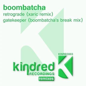 Gatekeeper / Retograde (Remixes)