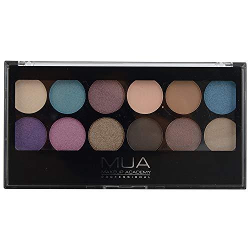 MUA Makeup Academy Glamour Days-Eyeshadow Palette